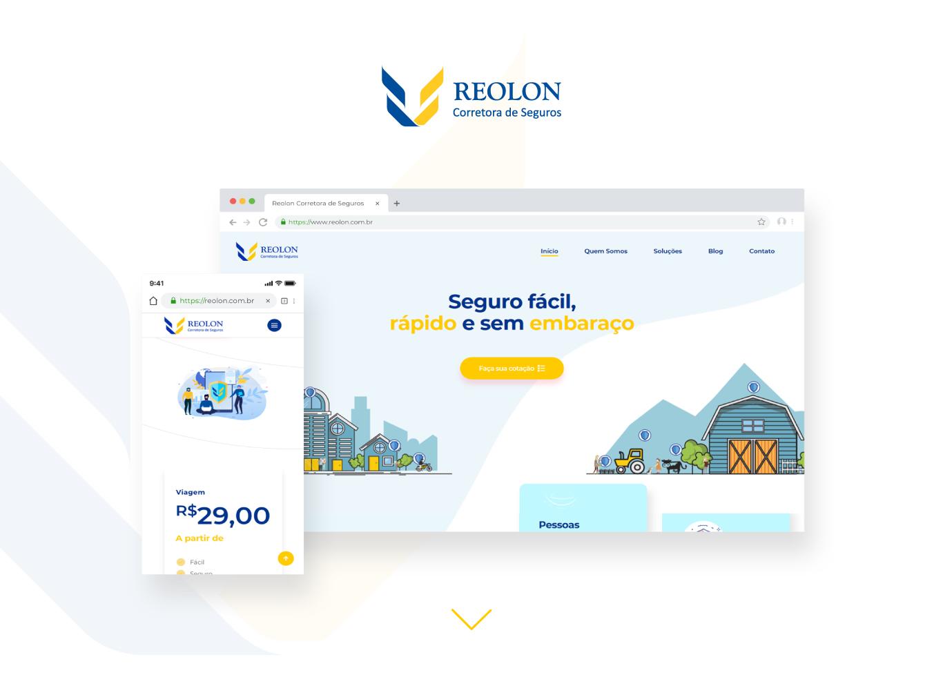 Site Reolon